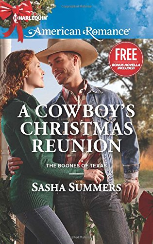 A Cowboy's Christmas Reunion (Harlequin American Romance)