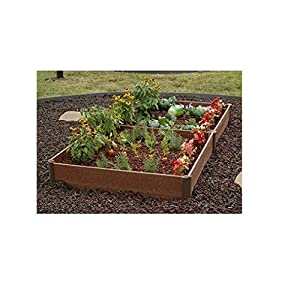 Greenland Gardener Raised Bed Garden Kit(105318)