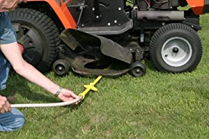 Riding Mower Deck Washer by Empire Products, Inc.