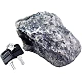 Finejo Real Rock Hide A Key Stone Safe Hidden Outdoor Look Garden