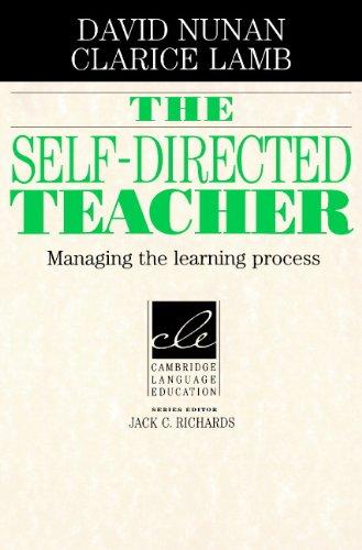El profesor autodirigido: Gestionar el proceso de aprendizaje (enseñanza de idiomas de Cambridge)