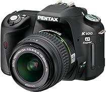 PENTAX デジタル一眼レフカメラ K100D Super レンズキット K100DSPLK