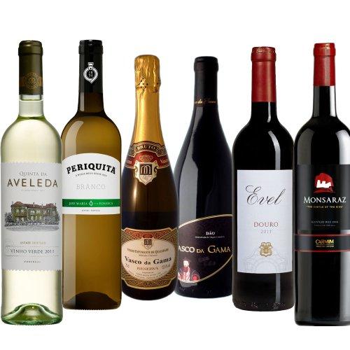 ポルトガルワイン飲み比べ6本セット 750ml×6本