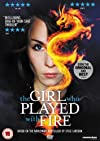 The Girl Who Played With Fire (Flickan som lekte med elden) 2-DISC EXTENDED EDITION DVD [Imported] [Region 2 DVD] (Swedish)