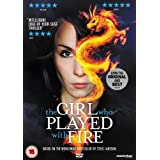 The Girl Who Played With Fire [DVD] [2010]by Noomi Rapace
