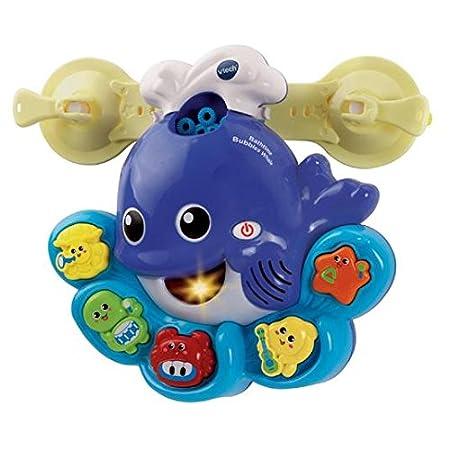 temps Vtech Bath Bubbles Whale 1+