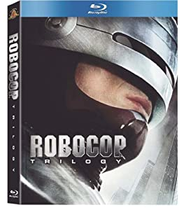 RoboCop Trilogy [Blu-ray]
