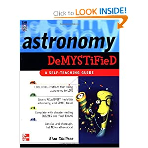 Astronomy Demystified Stan Gibilisco