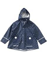 Playshoes 408566 Baby Girl's Rain Coat