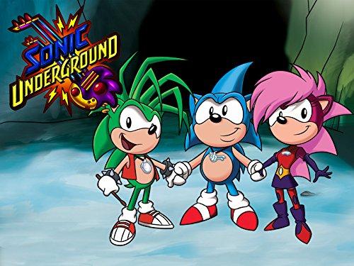 Sonic Underground theme (Sega Genesis Remix) - YouTube  Sonic Underground