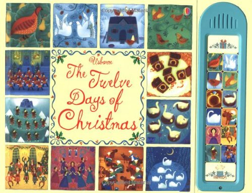 Twelve Days of Christmas (Usborne Noisy Books)