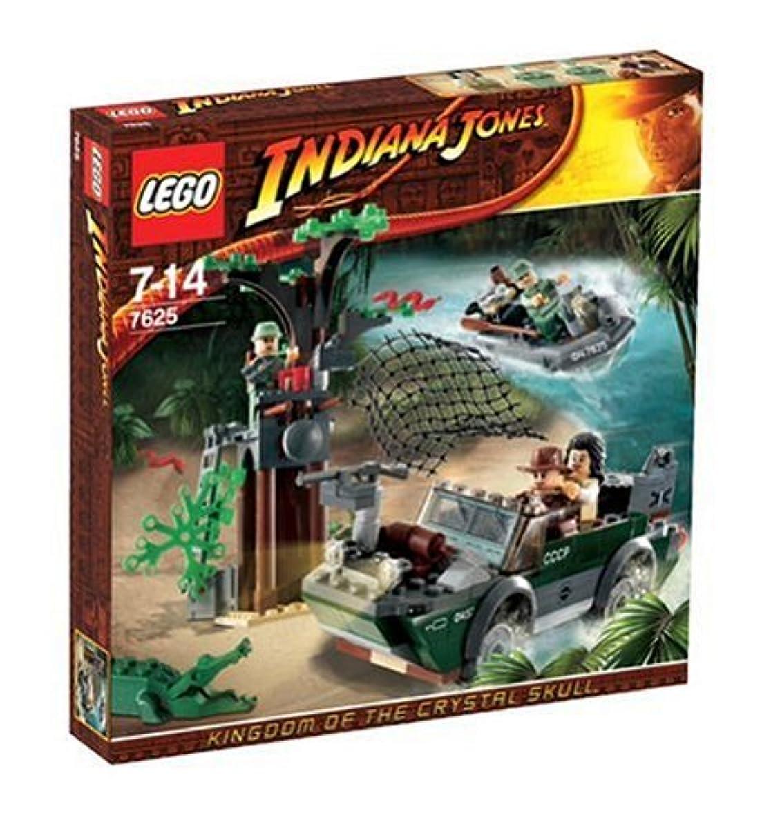 [해외] 레고 (LEGO) 인디존스 리버 최 의자  7625 (2008-05-31)