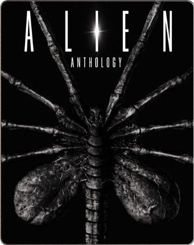 【Amazon.co.jp限定】エイリアン・アンソロジー スチールブック仕様(4枚組)〔初回生産限定〕 [Blu-ray]