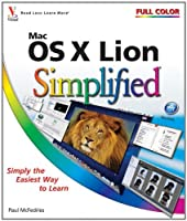 Mac OS X Lion Simplified Front Cover