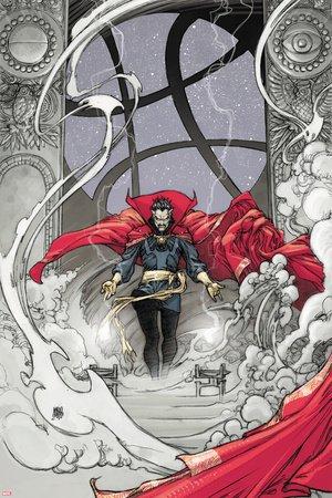 (12x18) Doctor Strange Poster