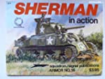 Sherman in Action - Armor No. 16
