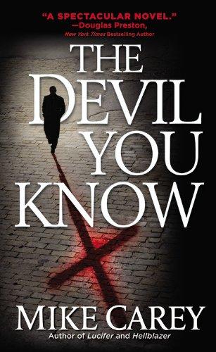 The Devil You Know (Felix Castor)