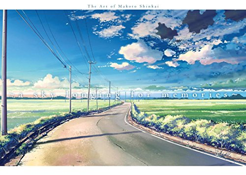 Download A Sky Longing for Memories: The Art of Makoto Shinkai