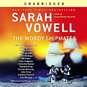 The Wordy Shipmates | [Sarah Vowell]