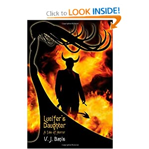 Lucifer's Daughter: A Novel of Horror by