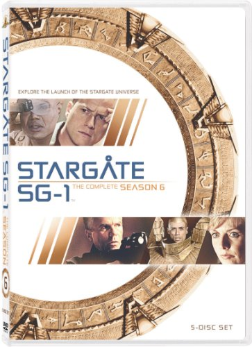 Stargate SG-1, Season 6