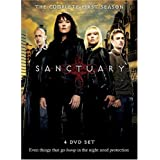 Sanctuary Complete Season 1 [DVD] [2007]by Amanda Tapping
