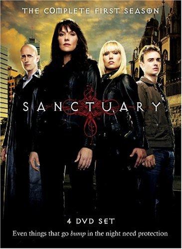 Sanctuary Complete Season 1 [DVD] [2007]