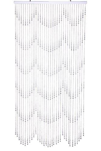 Crystal Beaded Curtain Drapes Acrylic Bead Room Divider Sequin ...