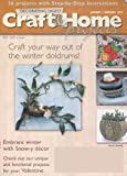 Decorating Digest: Craft & Home Projects
