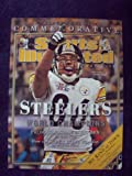 2005 Pittsburgh Steelers Super Bowl 40 XL Sports Illustrated SI POSTER at Amazon.com