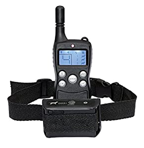 Amazon Com Dog Training Collar With Remote ★ Stop