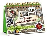 'Der Bastel-Adventskalender: 24 zauberhafte Geschenke zum Selbermachen' von Jutta Kopf