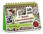 Der Bastel-Adventskalender: 24 zauber...