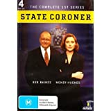 "State Coroner - Series One [4 DVDs] [Australien Import]von ""Wendy Hughes"""