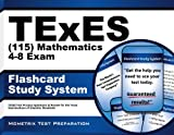 TExES grade 4 - 8 elementary - middle school  115