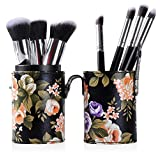 Clotho Beauty 7 Pcs Premium Synthetic Kabuki Makeup Brush Set Kit Cosmetics Foundation Blending Blush Eyeliner...