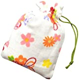 和心傳巾着花飾りKWHK-050