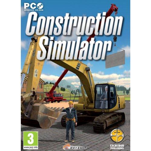 Construction Simulator (PC CD) (UK IMPORT)