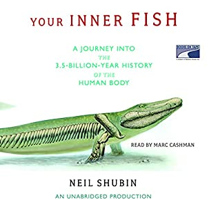 Your Inner Fish Audiobook
