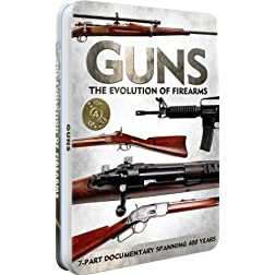 Guns - The Evolution of Firearms - Collector's Tin