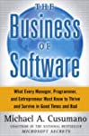 The Business of Software: What Every...