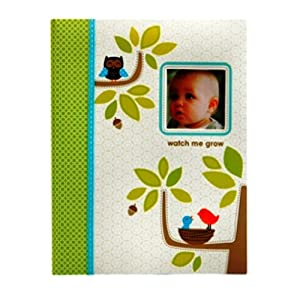 Carter's 5 Year Loose Leaf Memory Book, Woodland
