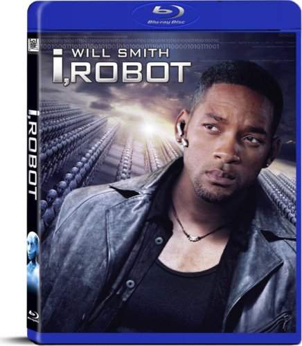 Cover art for  I, Robot [Blu-ray]