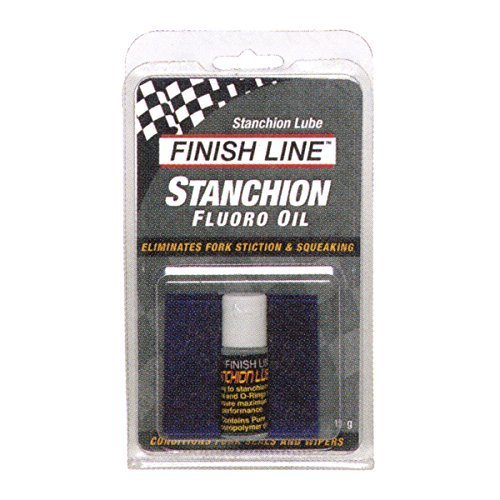 Finish Line Stanchion Lube / Pure Fluoro Oil 15gr Squeeze Bottle by Finish Line [並行輸入品]