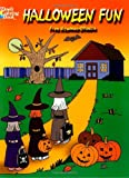 Halloween Fun (Dover Holiday Coloring Book)