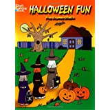 Halloween Fun (Dover Holiday Coloring Book) ~ Fran Newman-D'Amico