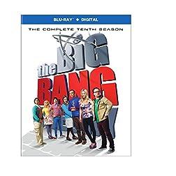 The Big Bang Theory: The Complete Tenth Season [Blu-ray]