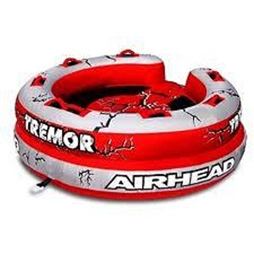 Airhead AHTM-4 Tremor 1-4 Person Towable Tube - 1