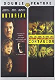 Outbreak / Contagion [DVD] [Region 1] [US Import] [NTSC]