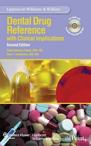 Lippincott Williams & Wilkins' Dental Drug Reference:...